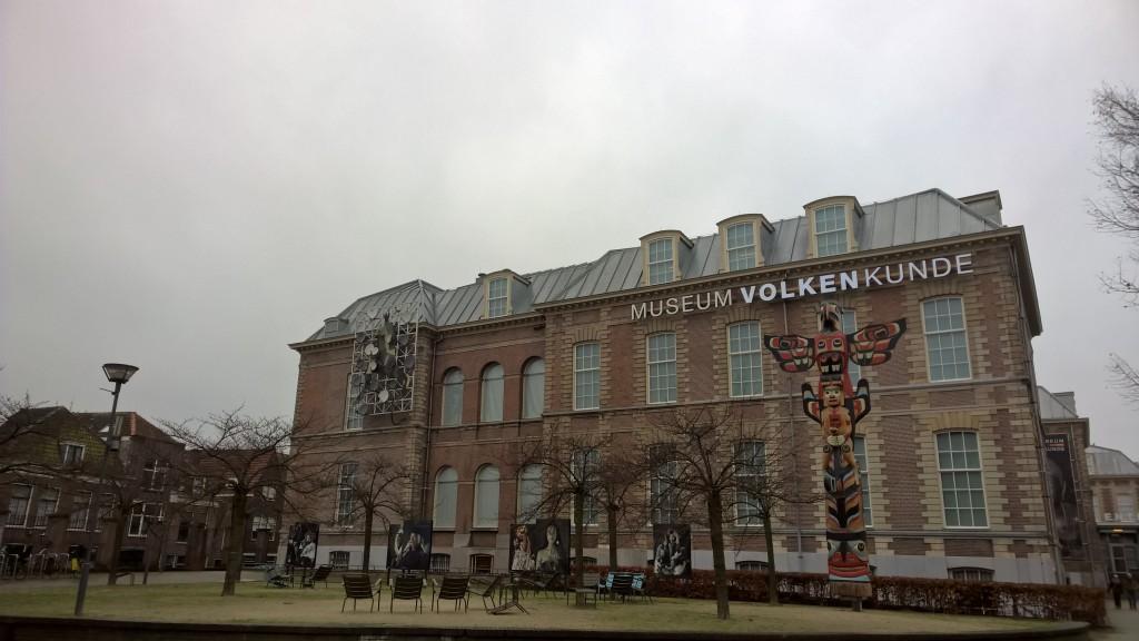 Volkenkunde Museum - Leiden